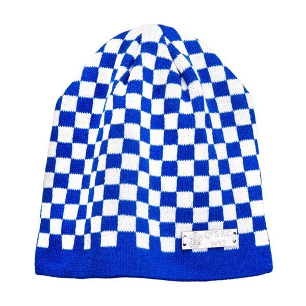 Queens Park Rangers Beanie Hat - Check