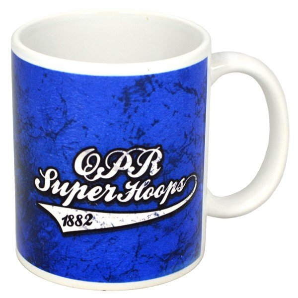 Queens Park Rangers Boxed Mug - Blue
