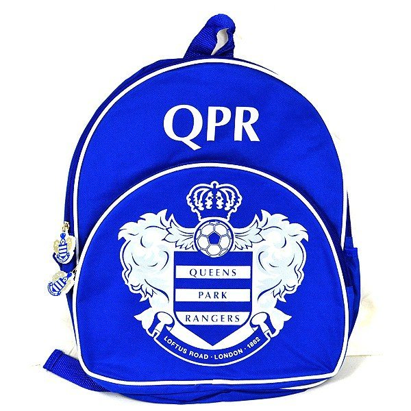 Queens Park Rangers Crest Backpack