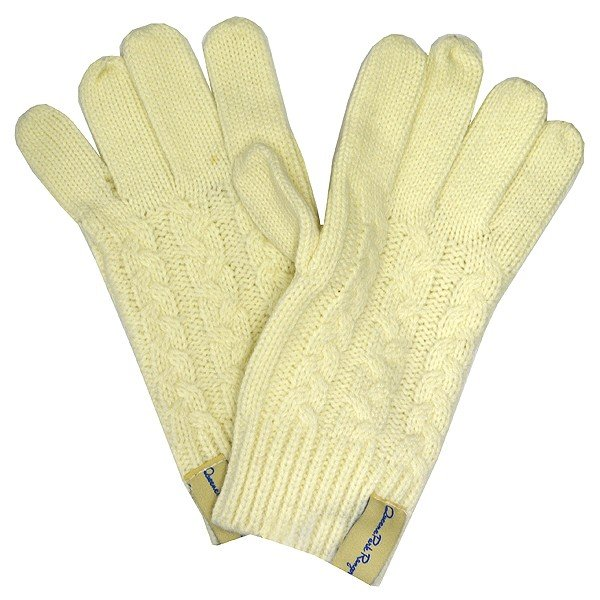 Queens Park Rangers White Knitted Gloves