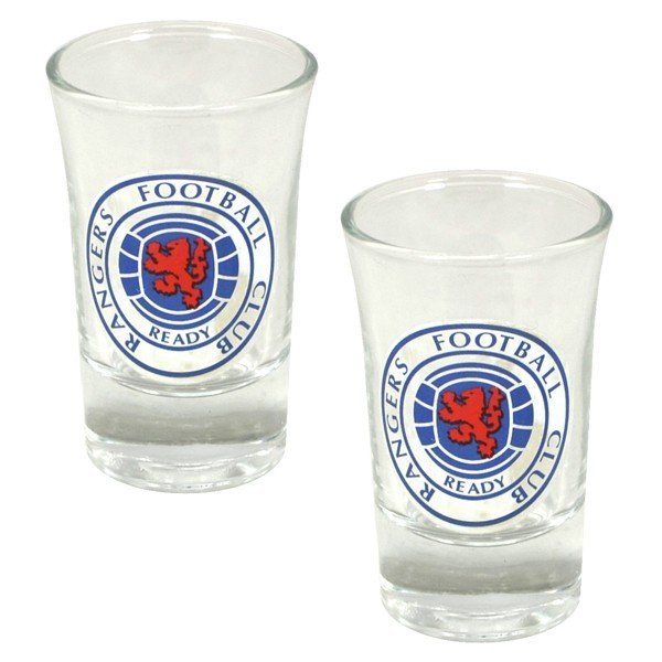 Rangers 2PK Shot Glass