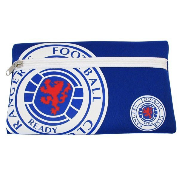 Rangers Big Logo Flat Pencil Case