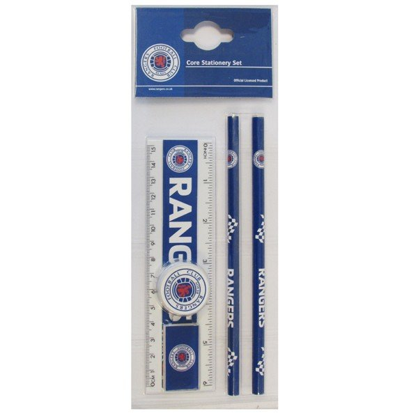 Rangers Core Stationery Set