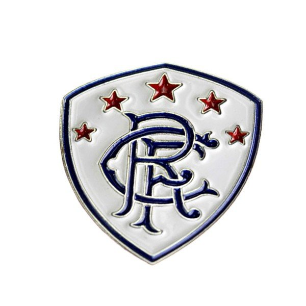 Rangers Crest Pin Badge