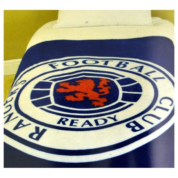 Rangers Fleece Blanket