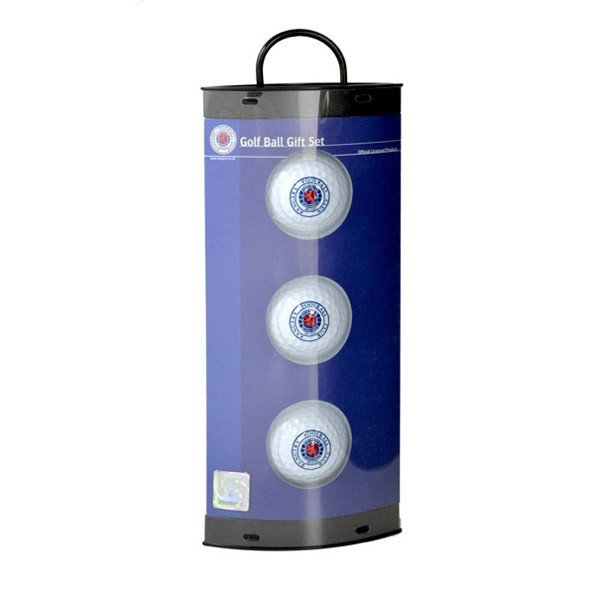 Rangers Golf Ball Gift Pack