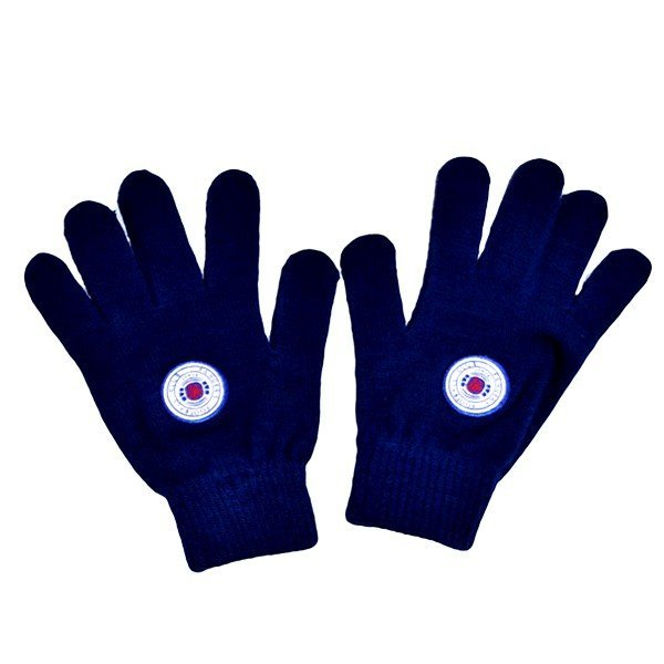 Rangers Knitted Gloves