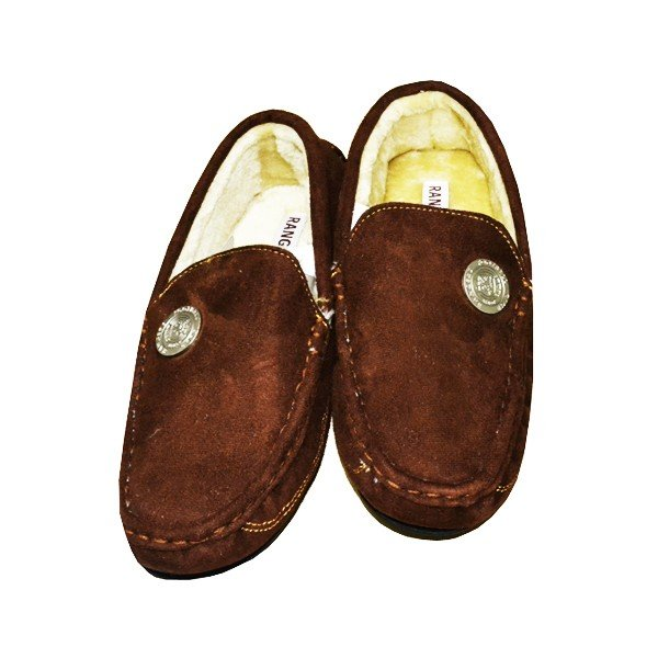 Rangers Moccasin Slippers (11-12)