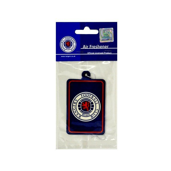 Rangers Square Air Freshener