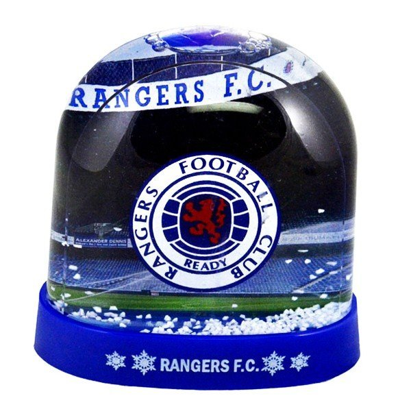 Rangers Stadium Snow Dome