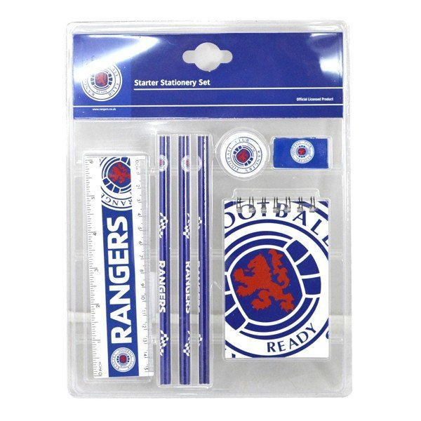 Rangers Starter Stationery Set
