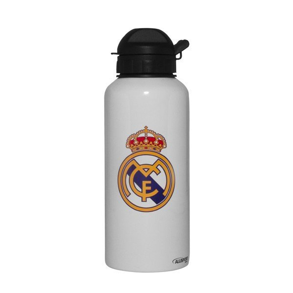 Real Madrid Aluminium Water Bottle - No 10
