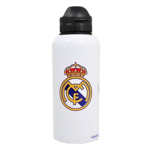 Real Madrid Aluminium Water Bottle - No 7
