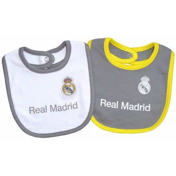 Real Madrid Baby 2PK Bib