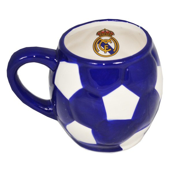 Real Madrid Ball Base Mug