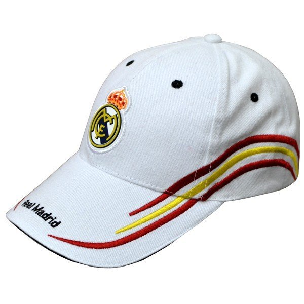 Real Madrid Baseball Cap -White