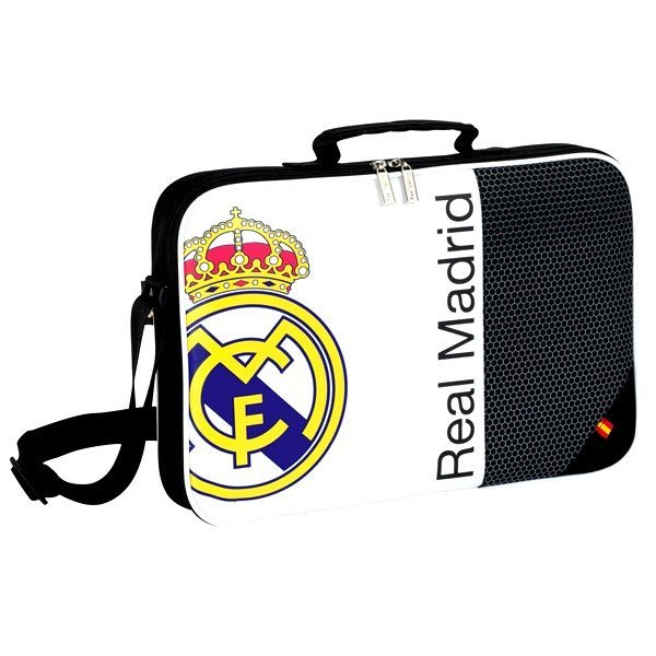 Real Madrid Beehive School Briefcase