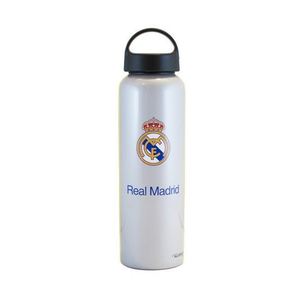 Real Madrid Big Aluminium Water Bottle