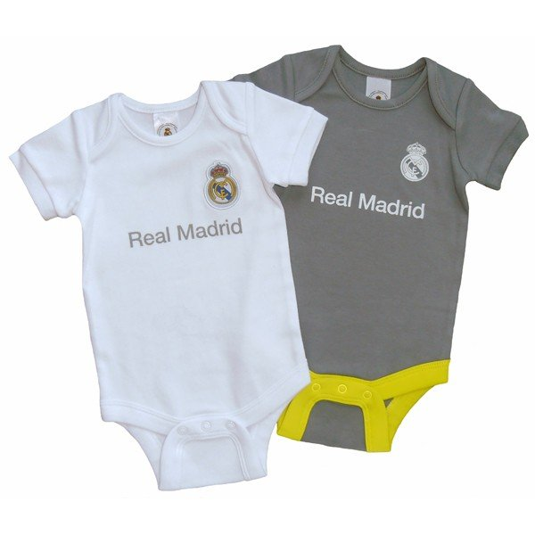 Real Madrid Bodysuit - 0/3 Months