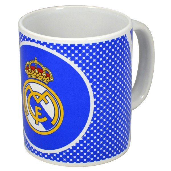 Real Madrid Bullseye 11oz Mug