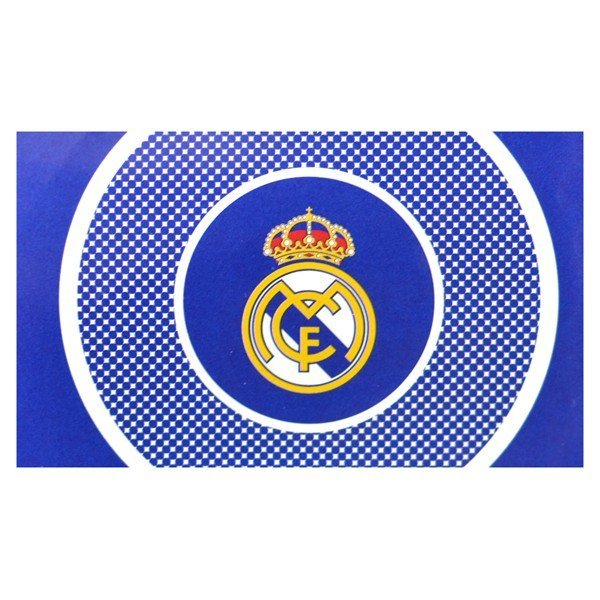 Real Madrid Bullseye Flag