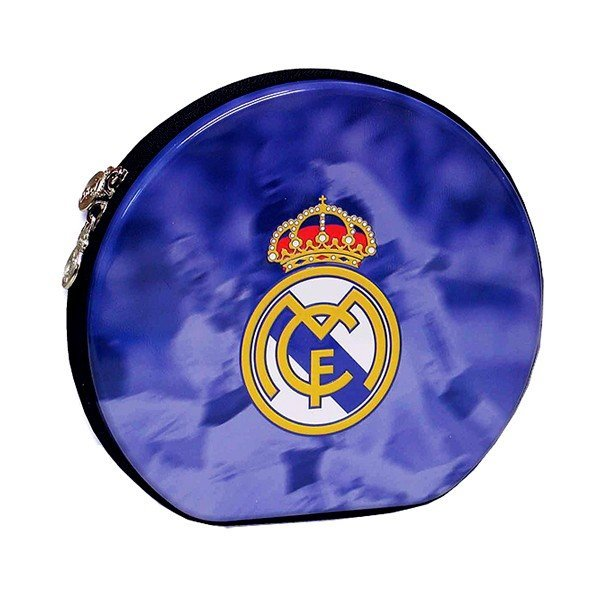 Real Madrid CD/DVD Holder - Blue
