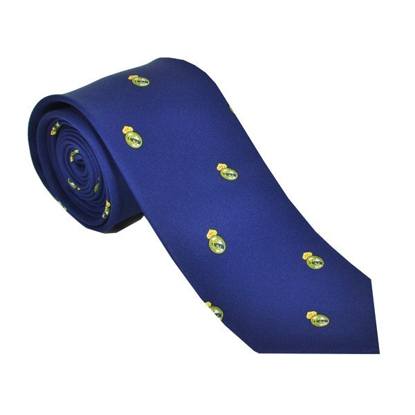 Real Madrid Crest Neck Tie