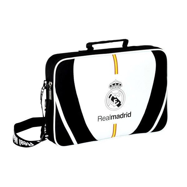 Real Madrid Crest School Briefcase