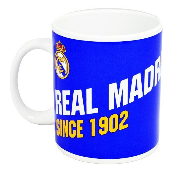 Real Madrid Established 11oz Mug