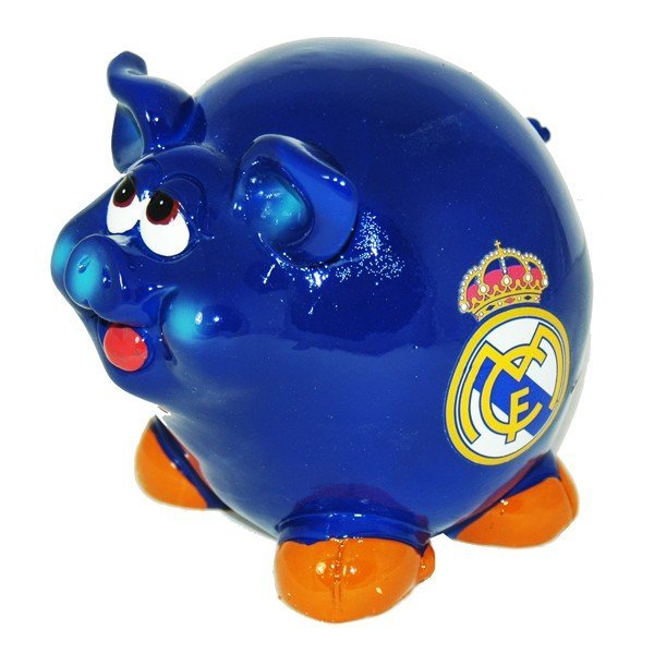 Real Madrid Fat Piggy Bank