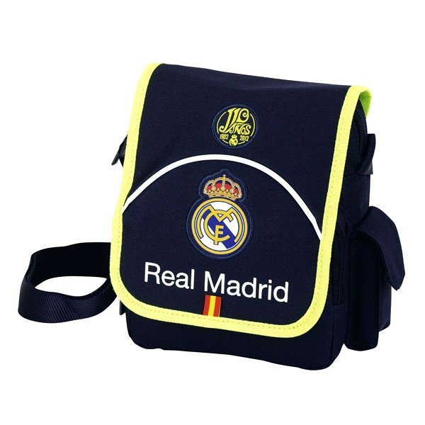 Real Madrid Flap Mini Shoulder Bag - Navy