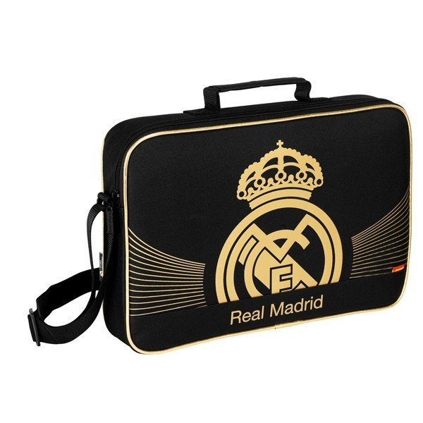 Real Madrid Gold School Briefcase