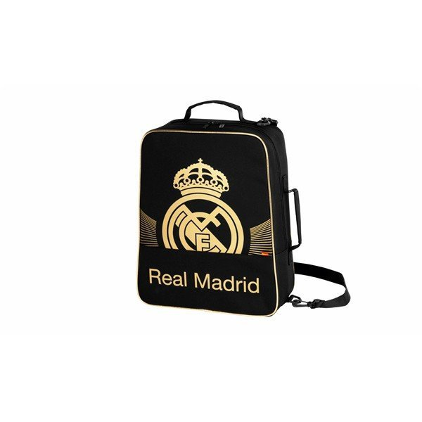Real Madrid Gold Travel Bag - 42Cms