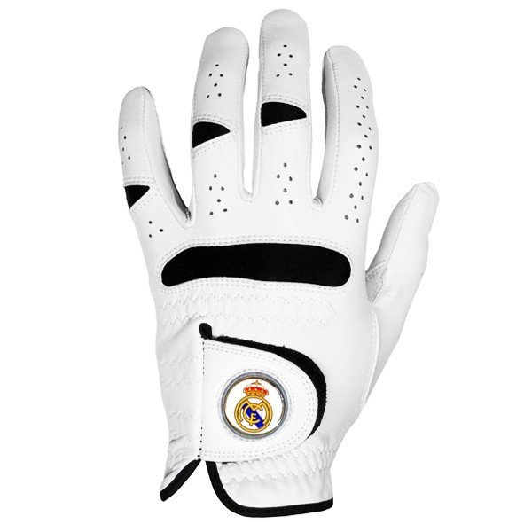 Real Madrid Golf Glove & Marker -M