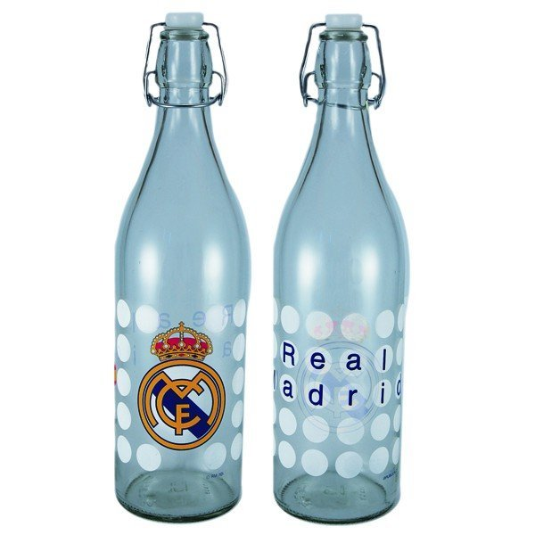 Real Madrid Lemonade Bottle