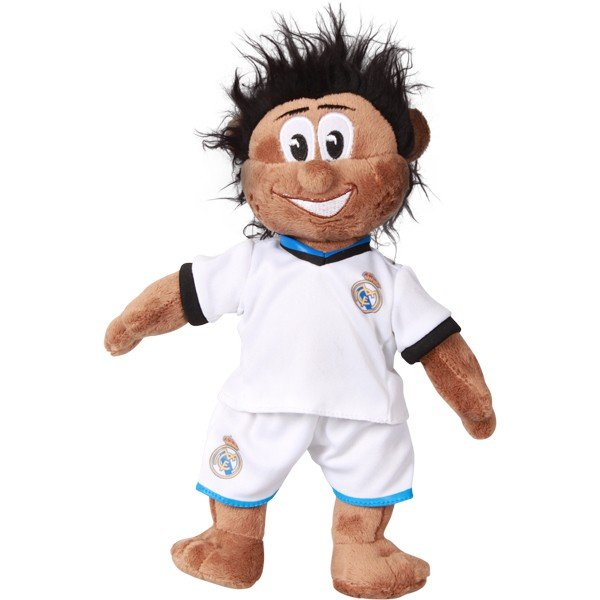 Real Madrid Mascot Bear - Black