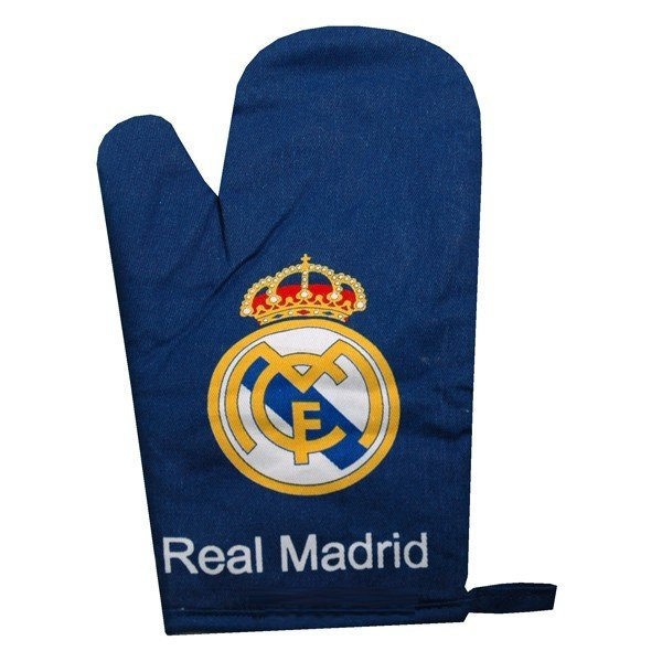 Real Madrid Oven Glove - Blue