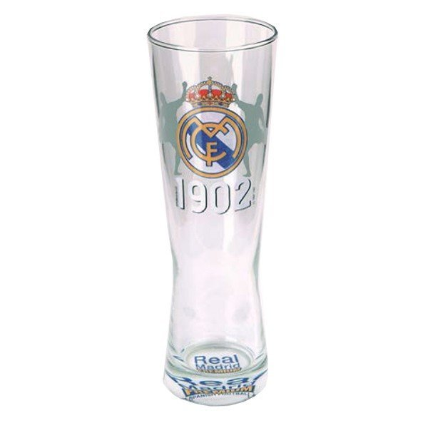 Real Madrid Pilsner Glass - 1902