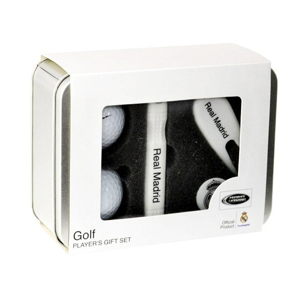 Real Madrid Players Golf Gift Set
