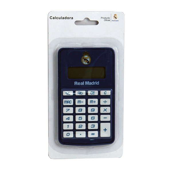 Real Madrid Pocket Calculator