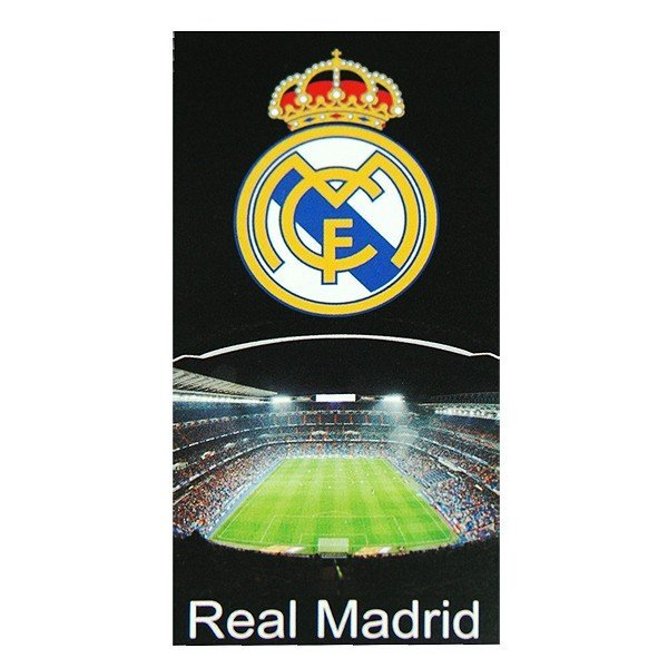 Real Madrid Printed Towel - Stadium