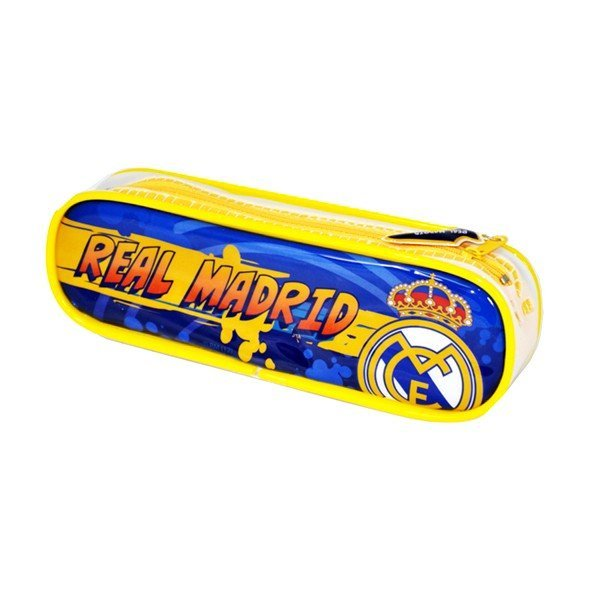 Real Madrid PVC Pencil Case