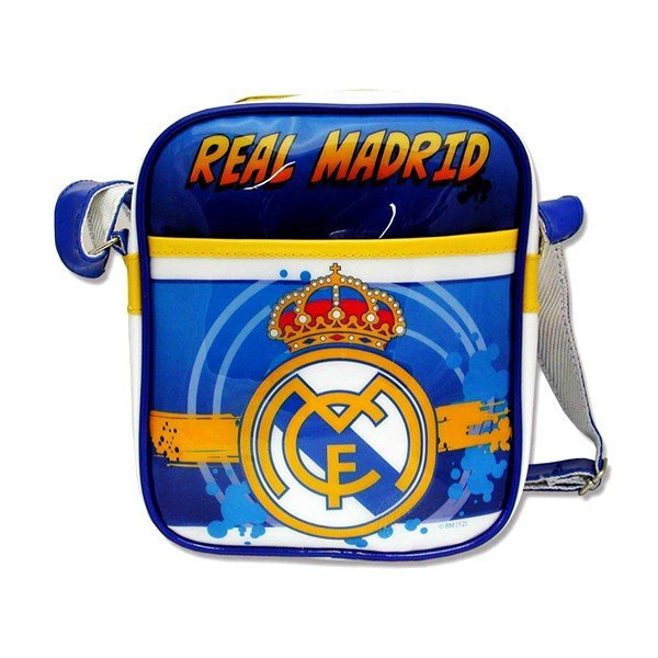Real Madrid PVC Shoulder Bag