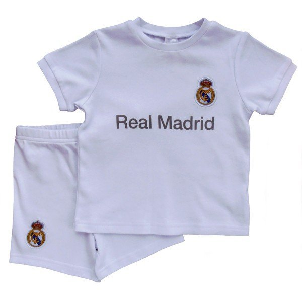 Real Madrid Shirt & Shorts Set - 3/6 Months