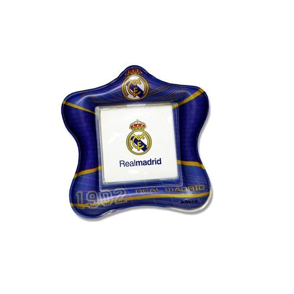 Real Madrid Small Aqua Desktop Frame