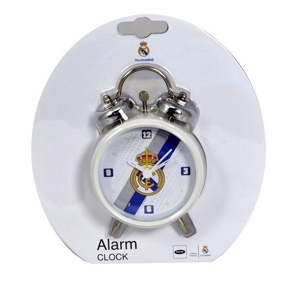 Real Madrid Stripe Alarm Clock