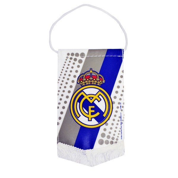 Real Madrid Stripe Mini Pennant