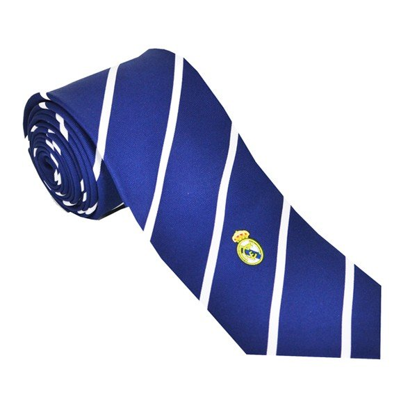 Real Madrid Stripe Neck Tie