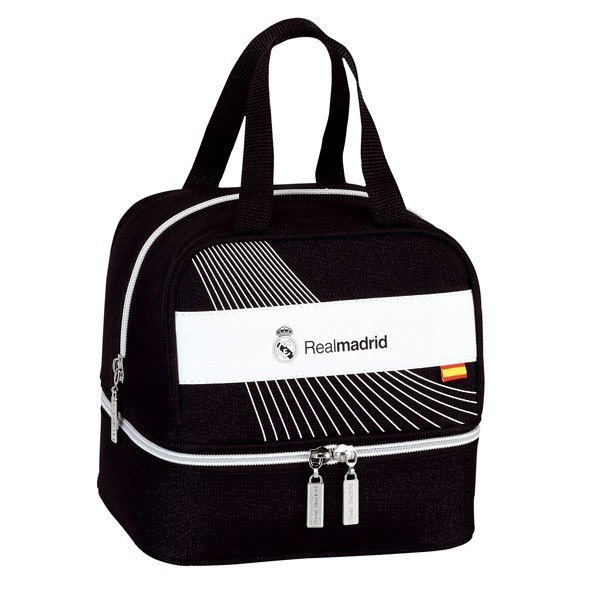 Real Madrid Two Pockets Mini Bag