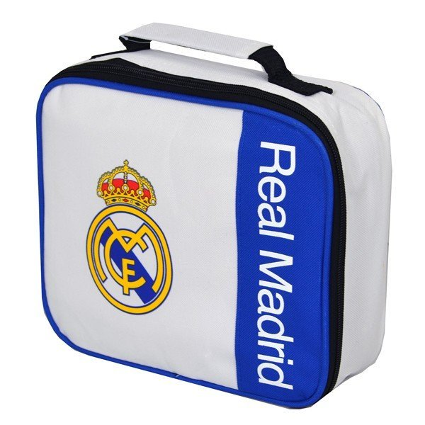 Real Madrid Wordmark Lunch Bag